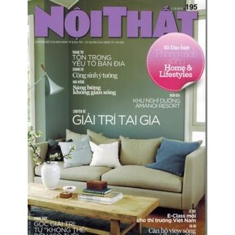 Quảng cáo Tạp chí Nội Thất