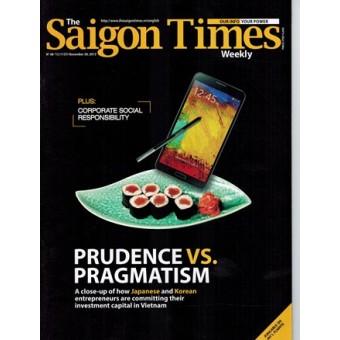 SaigonTimes Weekly Số Xuân 2015