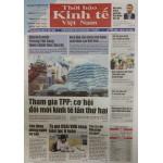 Thời báo Kinh tế Việt Nam