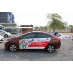 Quảng cáo trên xe hơi cá nhân tại HCM