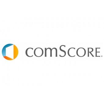 Số liệu comScore của kênh tin tức