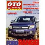 Bảng giá quảng cáo Tạp chí Oto Xe máy