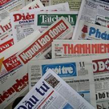 Quảng cáo báo giấy