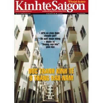 Thời báo Kinh tế Sài Gòn Số Xuân 2015
