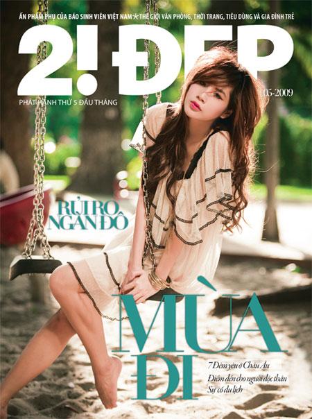 Bảng giá quảng cáo tạp chí 2! Đẹp